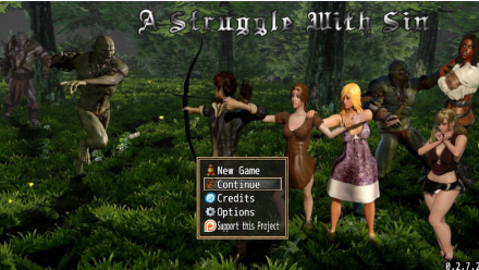 A Struggle With Sin 0.3.3.0 PC Game Walkthrough Download for Mac