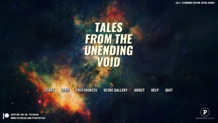 Tales From The Unending Void PC Game Walkthrough Download for Mac