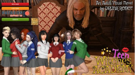 Teen Witches Academy PC Game Walkthrough Download for Mac