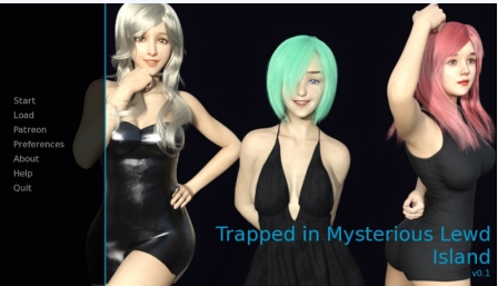 Trapped in Mysterious Lewd Island 0.2.1 PC Game Download for Mac