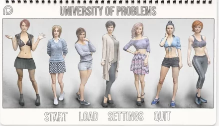 University of Problems PC Game Walkthrough Download for Mac