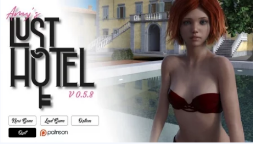Amy's Lust Hotel PC Game Walkthrough Download for Mac