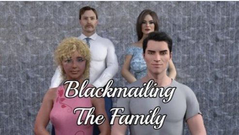 Blackmailing The Family PC Game Walkthrough Download for Mac