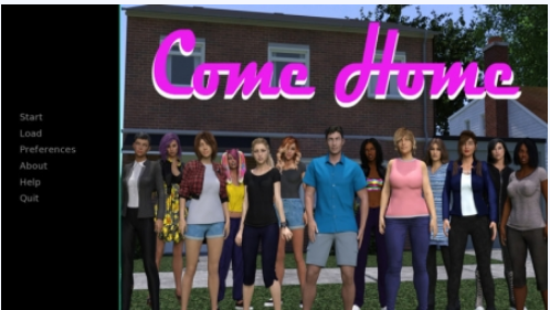Come Home PC Game Walkthrough Download for Mac
