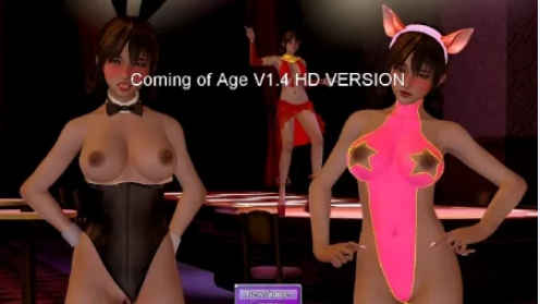 Coming of Age PC Game Walkthrough Download for Mac