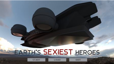 Earth's Sexiest Heroes PC Game Walkthrough Download for Mac