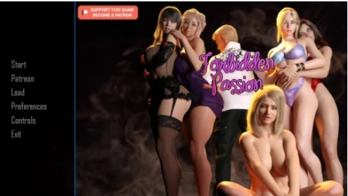 Forbidden Passion PC Game Walkthrough Download for Mac