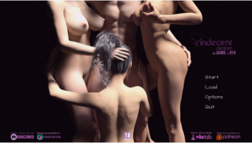 Indecent Desires - The Game PC Game Walkthrough Download for Mac