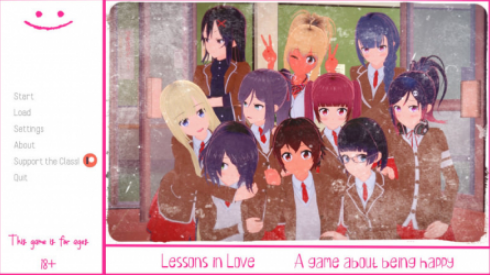 Lessons in Love PC Game Walkthrough Download for Mac