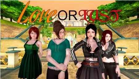 Love or Lust PC Game Walkthrough Download for Mac