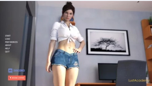 Lust Academy PC Game Walkthrough Download for Mac
