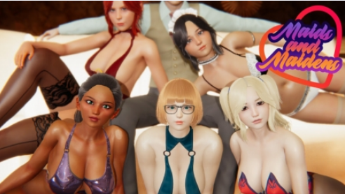 Maids and Maidens PC Game Walkthrough Download for Mac