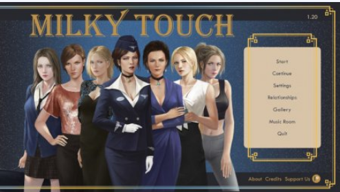 Milky Touch (Milky Town) PC Game Walkthrough Download for Mac