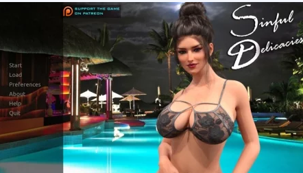 Sinful Delicacies PC Game Walkthrough Download for Mac