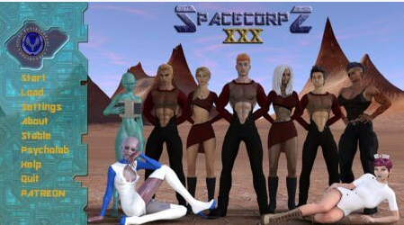 SpaceCorps XXX PC Game Walkthrough Download for Mac