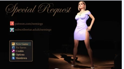 Special Request 0.5 PC Game Walkthrough Download for Mac