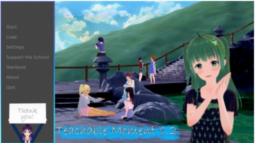 Teachable Moment PC Game Walkthrough Download for Mac