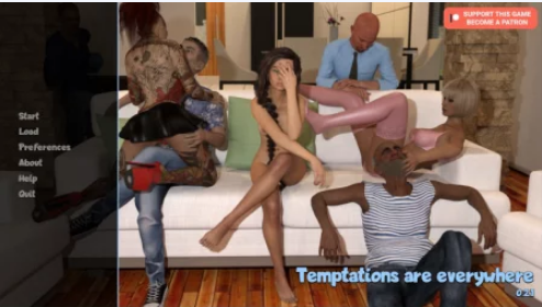 Temptations are everywhere PC Game Walkthrough Download for Mac