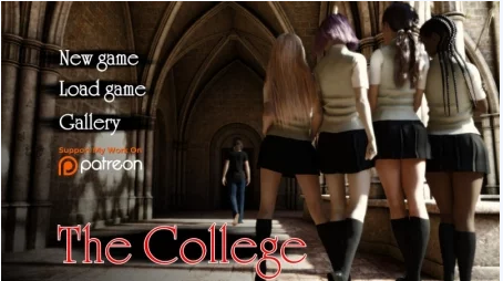 The College PC Game Walkthrough Download for Mac