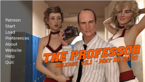 The Professor Remastered PC Game Walkthrough Download for Mac