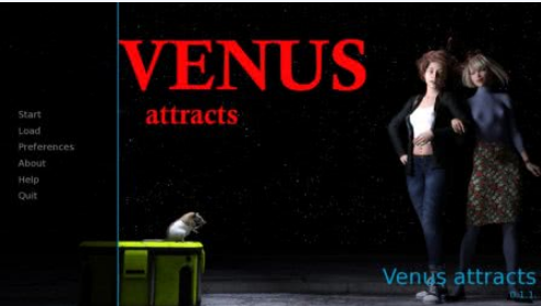 Venus Attracts PC Game Walkthrough Download for Mac