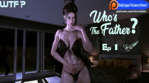 Who's The Father? PC Game Walkthrough Download for Mac
