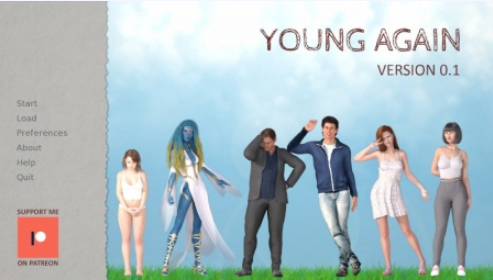 Young Again PC Game Walkthrough Download for Mac
