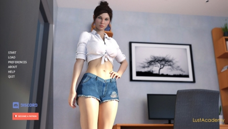 Lust Academy 0.1.2 Game Walkthrough Free for PC Download